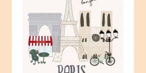 5 LUGARES EN PARÍS Guía no turística