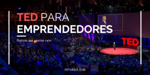 TED PARA EMPRENDEDORES