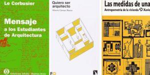 TOP 5 LIBROS DE ARQUITECTURA
